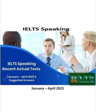 IELTS Actual Test